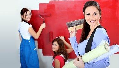 Покраска стен или обои: выбираем оптимальный вариант