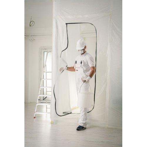 Beorol Защитные двери на молнии 1.3х2.3м