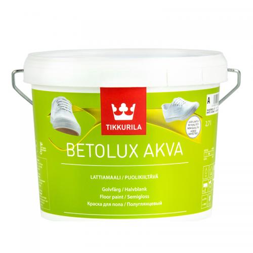TIKKURILA BETOLUX AKVA (ТИККУРИЛА БЕТОЛЮКС АКВА)