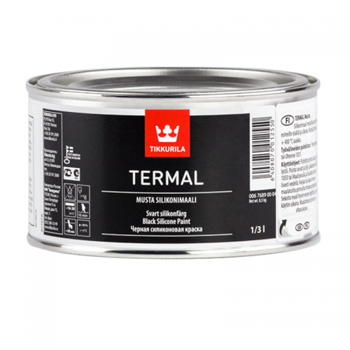 TIKKURILA TERMAL BLACK SILICONE  (ТИККУРИЛА ТЕРМАЛ)